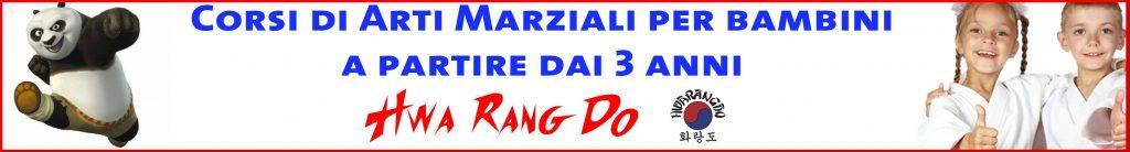 arti marziali bambini roma